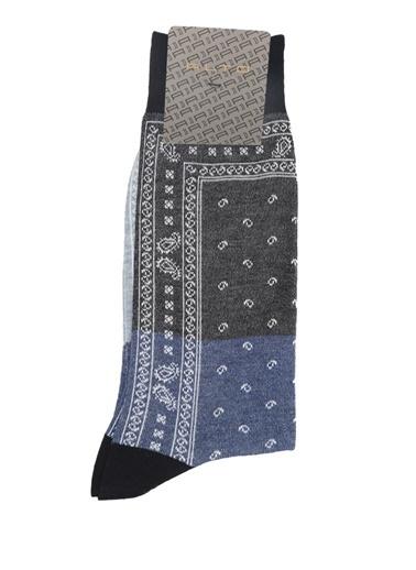 Alto Socks Çorap Mavi